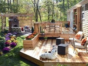 Comment Faire Une Terrasse En Palette Ecopros