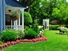 comment faire un beau jardin