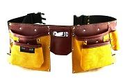 la ceinture porte-outils à 11 poches Tucano Tools