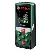 le télémètre laser connecté Bosch
